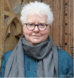 Pic of Val McDermid